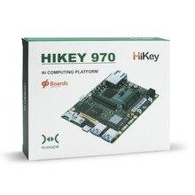 HiKey 970 Đơn Bảng Máy Tính 96 Ban Siêu Edge Ai Nền Tảng Điện Toán (6GB LPDDR4 & 64GB EMMC) hikey Với Aosp & Linux