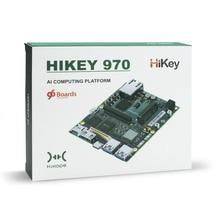 HiKey 970 único computador de placa plataforma de computação de borda super de 96 placas ia (6 gb lpddr4 & 64 gb emmc) hikey com aosp & linux