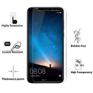 Image 3 - Tempered Glass For Huawei Nova 2 2i 2S Plus CAN L01 L11 CAN L02 L12 L03 L13 HWI AL10 TL00 Screen Protector Protective Glass