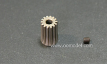 Tarot 450 Parts Motor Pinion Gear 13T 3.5MM TL45059Tarot 450 RC Helicopter Spare Parts FreeTrack Shipping