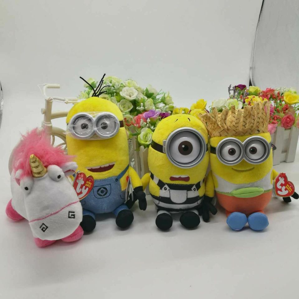 1pc minions carl tom