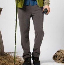 Pantalones Trekking Hombre Outdoor Softshell Pants Waterproof To Keep Warm Pure Color Tactical Mountain Climbing Trousers S-2XL