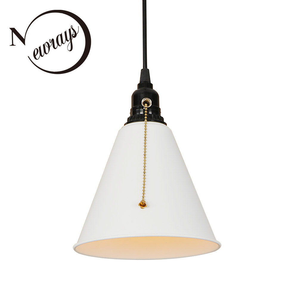 Modern iron black painted pull chain switch hanging lamp E27 LED 220V Pendant Light fixture Kitchen parlor dining room hotel Modern iron black painted pull chain switch hanging lamp E27 LED 220V Pendant Light fixture Kitchen parlor dining room hotel
