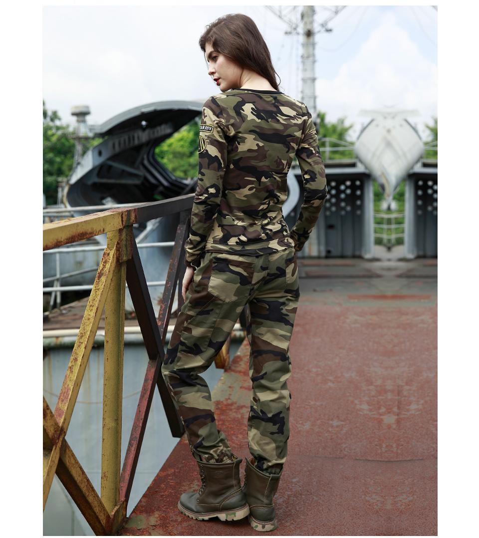 新秋パンツ女性 Honno United Army 12