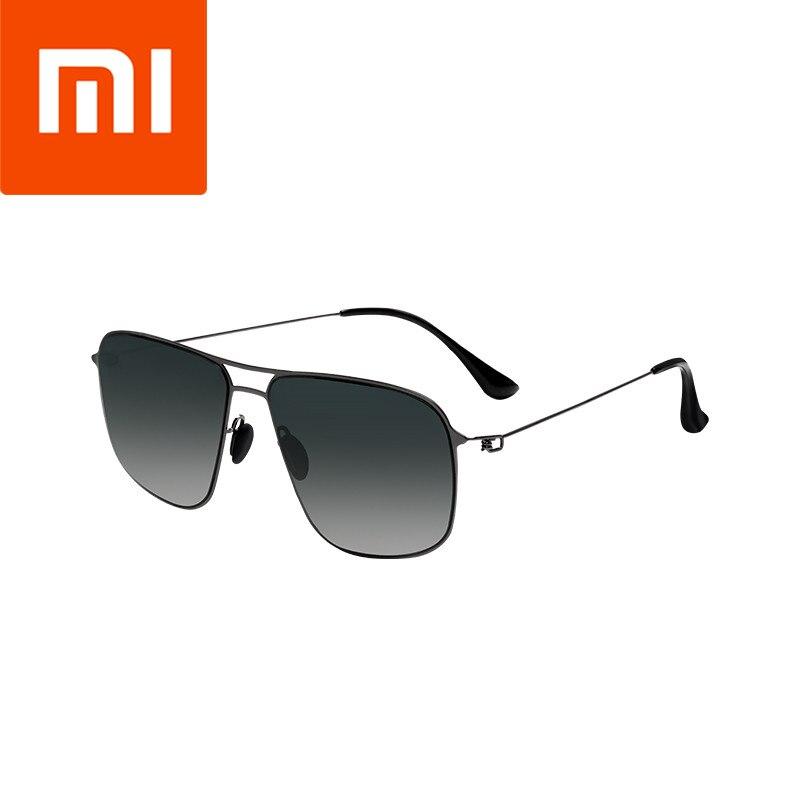 Original XIAOMI Mijia Classic Square Sunglasses Pro Nylon Polarizing Lens Sunglasses Anti-UV Styling Accessories Men BeautyOriginal XIAOMI Mijia Classic Square Sunglasses Pro Nylon Polarizing Lens Sunglasses Anti-UV Styling Accessories Men Beauty