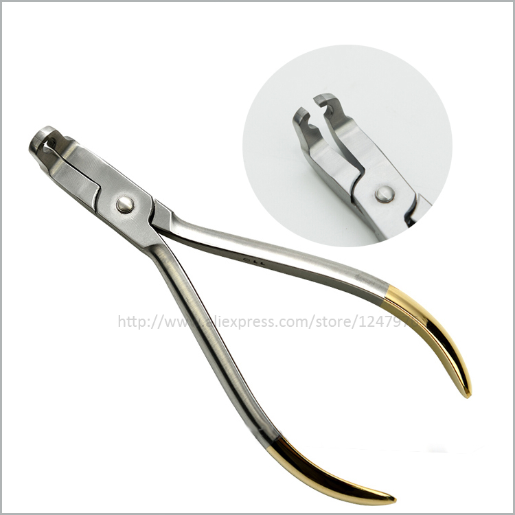 Dental bracket removing pliers pliers posterior anterior teeth orthodontic bracket removal of imported stainless steel orthodont kim dental pliers dental orthodontic kim multi curved square wire bending forming pliers dental tools