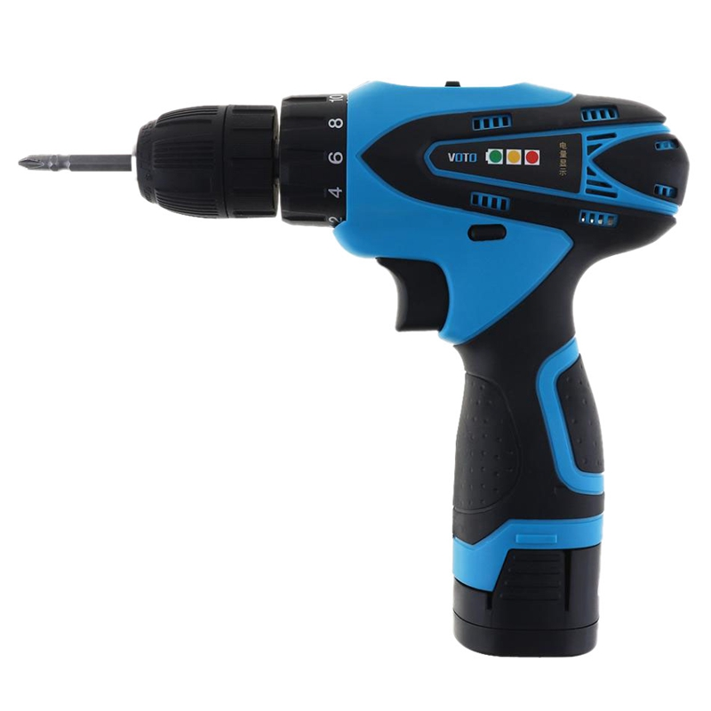 Hot Voto Vt103 16.8V Electric Screwdriver With 1 Li-Ion Batteries And Two-Speed Adjustment Button For Handling Screws/PunchingHot Voto Vt103 16.8V Electric Screwdriver With 1 Li-Ion Batteries And Two-Speed Adjustment Button For Handling Screws/Punching