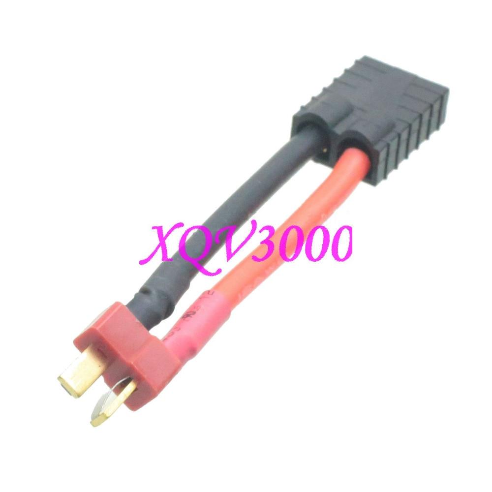 Traxxas TRX Female to Deans Male Connector Adaptor Plug