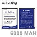 Da Da Xiong 6000mAh B800BC B800BE/BU Battery for Samsung Galaxy Note 3 N9000 N9005 N900A N900 N9002 N9008 N9009 N9006 N9008S