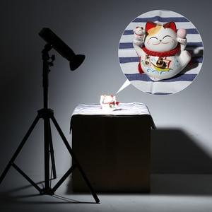 Image 4 - Godox AD M Standart Reflektör ile Güzellik Bulaşık 5 Renk Filtreler Yumuşak Difüzör Godox AD200 AD180 AD360 AD360II Kamera Yanıp Söner