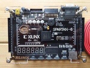 Image 4 - Демонстрационная плата Xilinx spartan 6 FPGA, Xilinx Spartan6 XC6SLX9 с 256 Мб SDRAM EEPROM, флеш карта SD, камера VGA