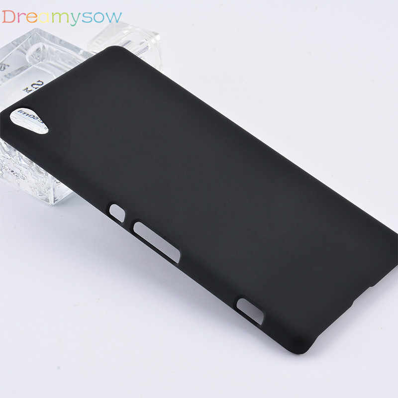 Matte Hard Cover Case For Sony Xperia Z Z1 Z2 Z3 Z5 Compact M2 M4 M5 E5 XP XA X Performance C5 C4 E3 Hot Smooth Rubberized Cases