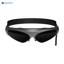 Eastvita 922A Видеоочки AV Выход 2D HD VR 8 мм Съемная Шум снижение стерео наушники микрофон 2D на головке Дисплей