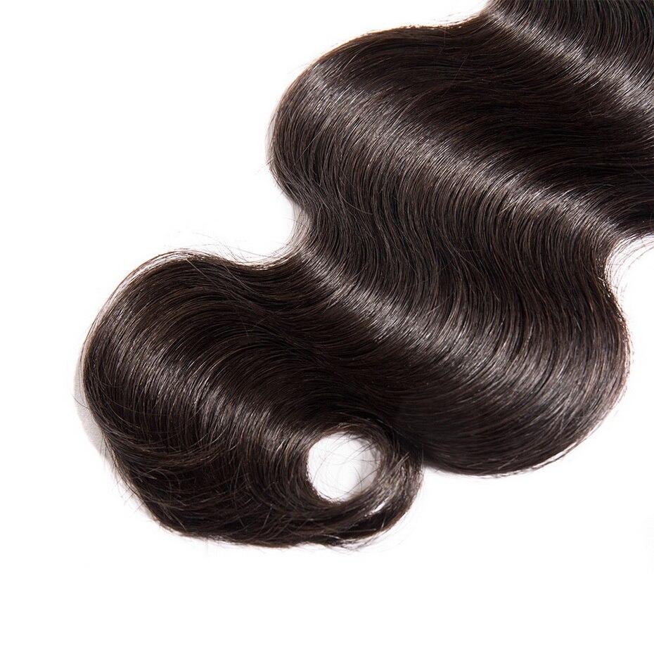 Stema бразильские объемные волнистые волосы 8 28 дюймов плетение пучков 4 шт./лот Remy человеческие волосы для наращивания натуральный цвет беспл... - 5