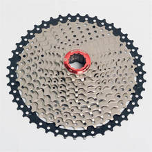 BOLANY MTB Mountain Bike Cassette X8 11 Speed 11-46T Bike Freewheel Wide Ratio Flywheels Available For shimano SRAM System цена
