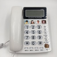 FSK DTMF Caller ID Handfree Corder Telephone Fixe Landline Phone Without Battery For Home Office Telefono