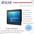 15 pulgadas Panel Industrial PC Core i3 3217U CPU 4 GB RAM 500 GBHDD... 2COM/4USB/GLAN industrial HMI rugged tablet pc