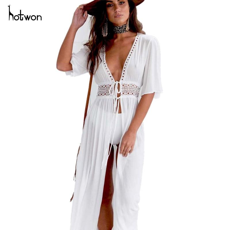 New Hot Sale Womens Summer Holiday Beach Bathing Suit Bikini Kaftan Dess Swimsuit
