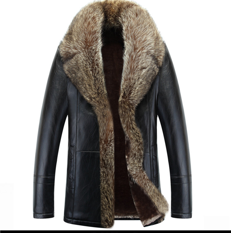 Compare Prices on Men Faux Fur Jacket- Online Shopping/Buy Low ...