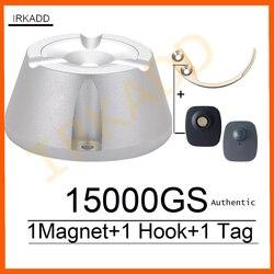 15000GS العالمي المغناطيسي detacher السرقة المغناطيس 1 قطعة هوك مفتاح detacher العلامة أمن detacher يده علامة مزيل