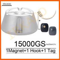 15000GS universal magnetische detacheur tag remover magnet 1 stück haken detacheur key detacher eas sicherheit tag remover 100% arbeit