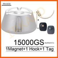 15000gs universal magnético separador tag removedor ímã 1 peça gancho destacador chave eas segurança tag removedor 100% trabalho|tag detacher|tag tagtag detacher hook -