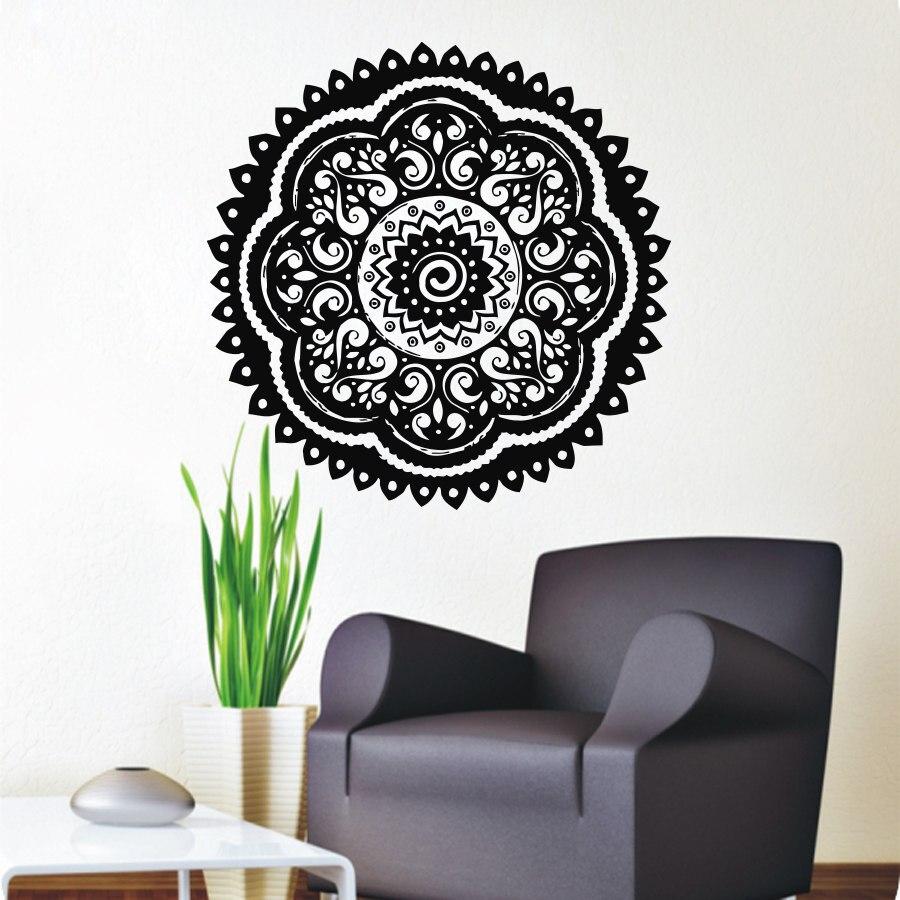 ୧ʕ ʔ୨Creyente Decoración para el hogar Adhesivos de pared India ...
