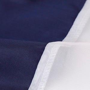 Image 5 - Uالجمعة رمادي و قماش أبيض دش ستارة للحمام مع نافذة شفافة الشاش الأبيض الحديثة انظر من خلال ستارة حمام