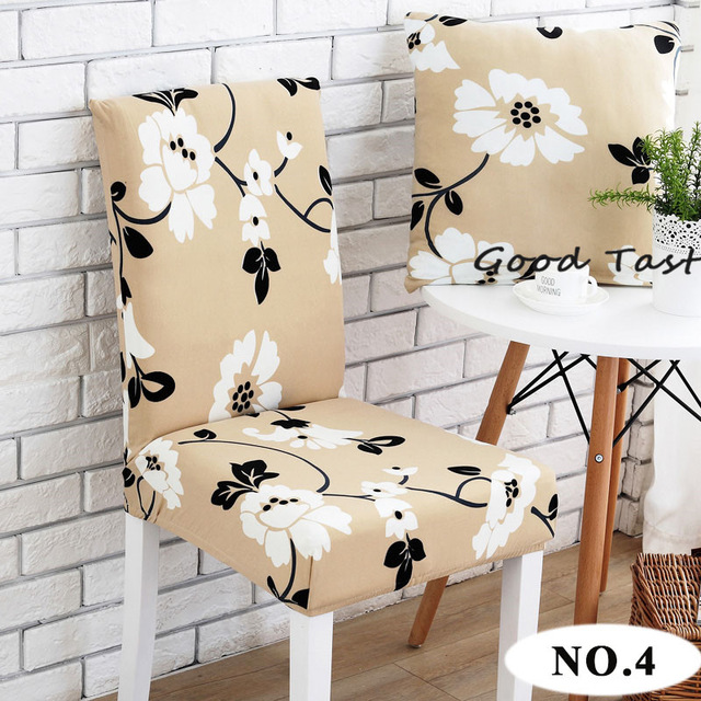 Magnificent Details About China 2018 Sale 6Pcs Spandex Stretch Dining Chair Cover Discount Wedding Chair C Squirreltailoven Fun Painted Chair Ideas Images Squirreltailovenorg