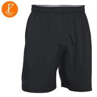 Ezsskj Men Outdoor Sports Black elastic Shorts Boys summer light Waterproof Basketball shorts Runnig Riding shorts Small Medium