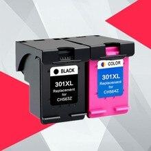 Совместимость 301XL картридж Замена для hp 301 XL для hp 301 DeskJet 1050 2050 3050 2150 3150 1010 1510 2540 принтер