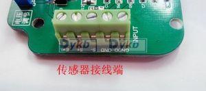 Image 2 - DYKB 0 5V 0 10V 4 20MA yük hücresi sensörü amplifikatör tartı verici gerilim akım dönüştürücü