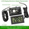 Cámara termográfica termómetro digital car electronic instrumentos de temperatura sensor sonda medidor de tiempo estación de metro