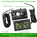 digital thermometer thermal imager car electronic temperature instruments sensor probe gauge weather station meter