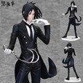 Manga Magia Anime Kuroshitsuji Black Butler Sebastian Michaelis Figura de Ação DO PVC Presente de Aniversário Modelo De Brinquedo Colecionáveis