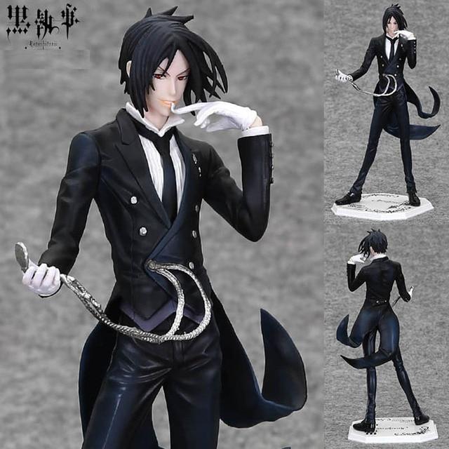 Manga Magic Black Butler Sebastian Michaelis Action Figure PVC