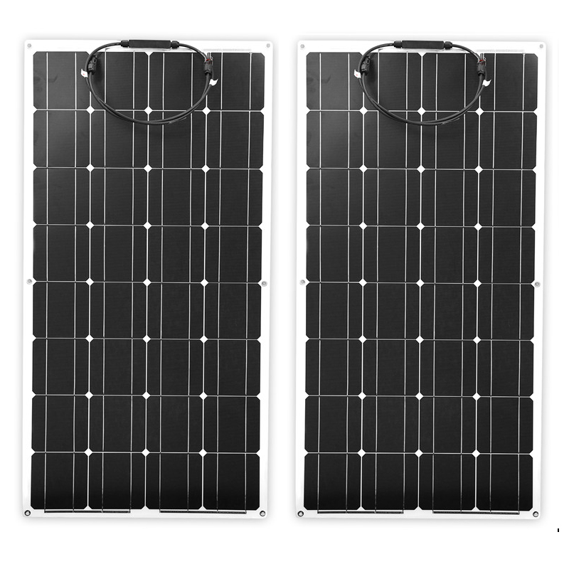 Dokio 100W 200W Solar Panel China 18V 12V Solar Panels Waterproof Cell/System Charger Solar Sets Car/Camping/Boat/Home panelDokio 100W 200W Solar Panel China 18V 12V Solar Panels Waterproof Cell/System Charger Solar Sets Car/Camping/Boat/Home panel
