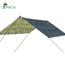 Waterproof UV Multi-function Tent Tarp Light Sun Shade Summer Garden Courtyard Gazebo Ourdoor Shade Sails(China)