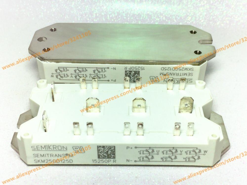 где купить Free shipping NEW SKM25GD125D MODULE по лучшей цене