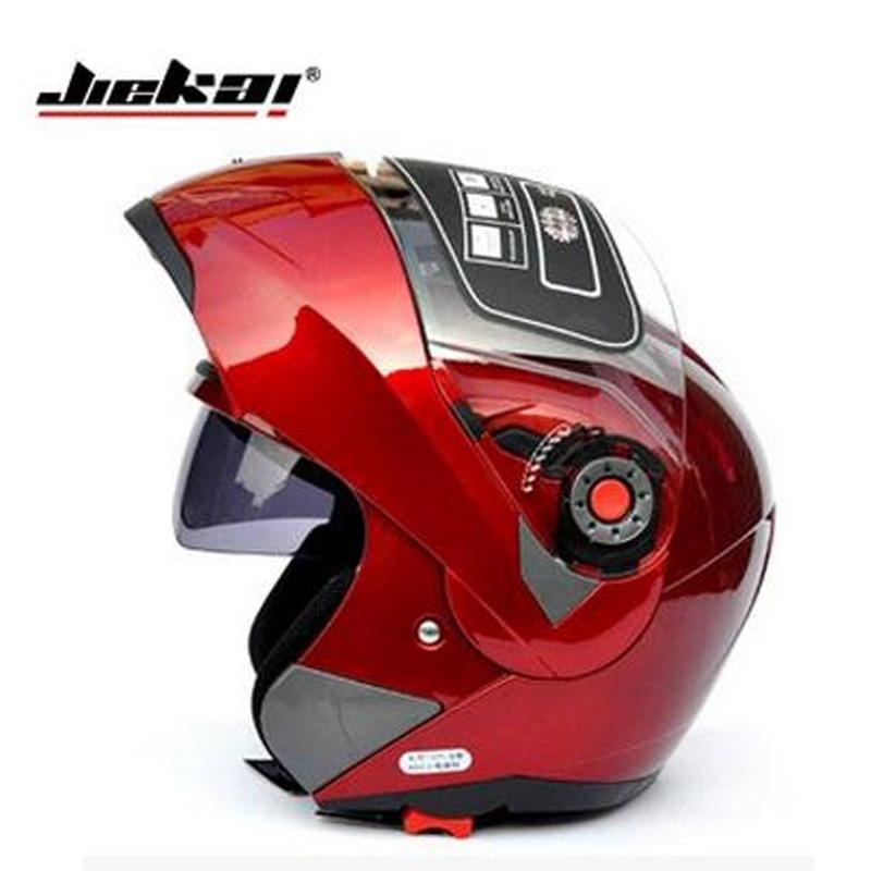 Шлем для мотоциклистов Jiekai