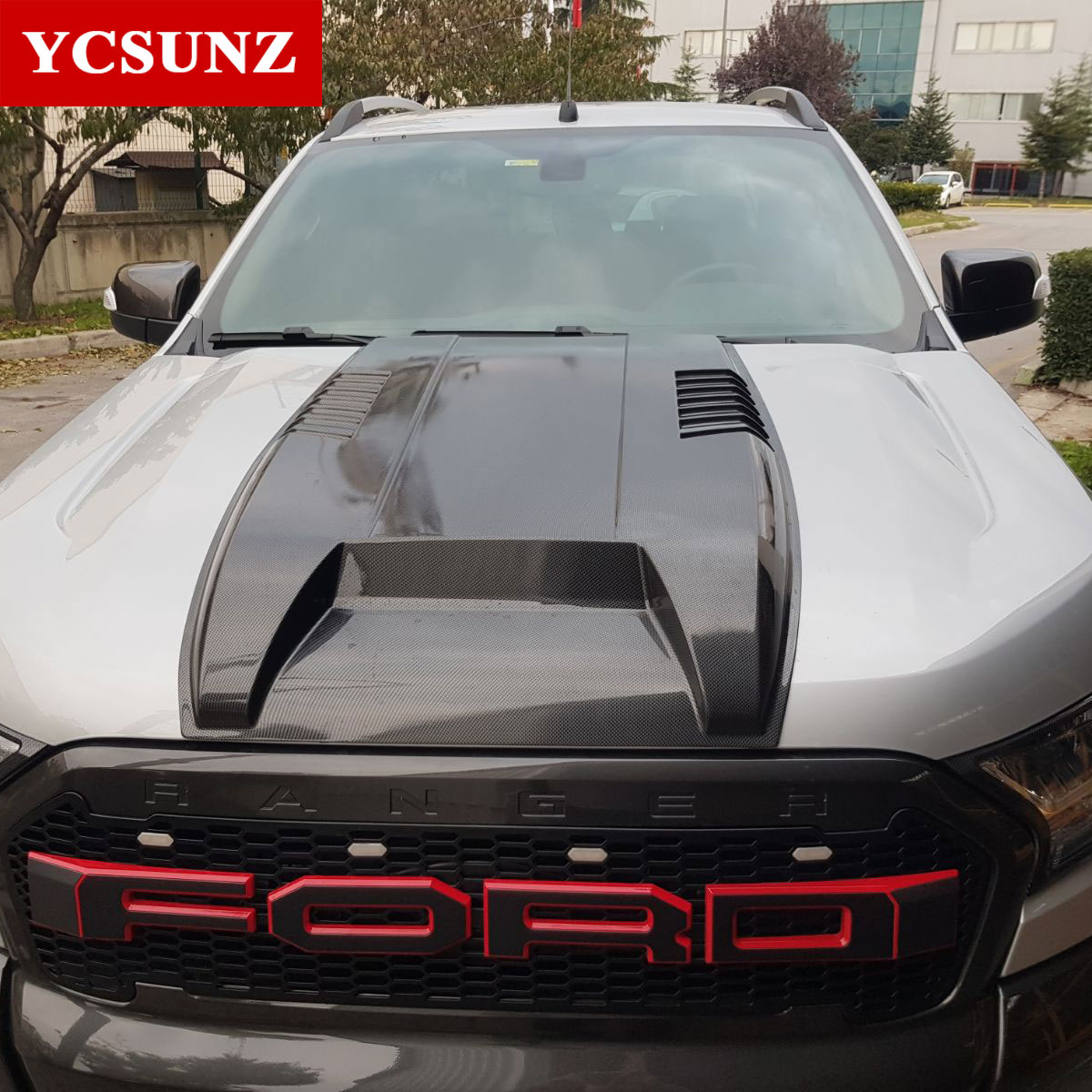 Best Top 10 Ford Ranger Bonnet Scoop Ideas And Get Free Shipping A848