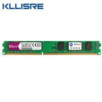 Kllisre DDR3 4GB 8GB Memory Ram 1300mhz 1600Mhz Desktop PC3 12800 DIMM