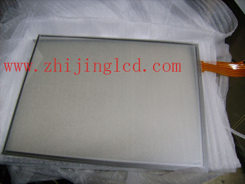 10.4inch touch screen 4 line resistive touch screen qau