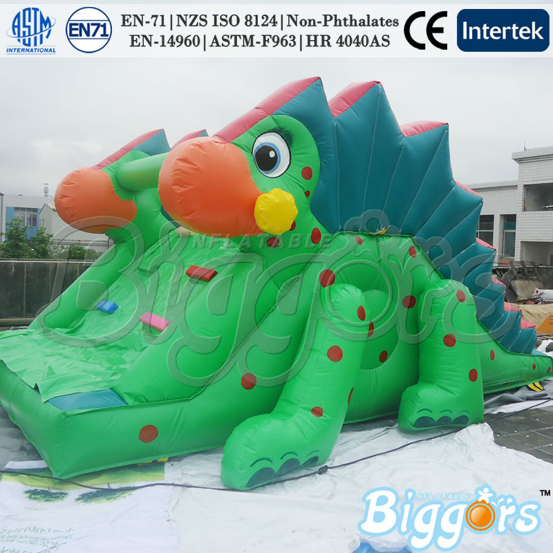 China Supplier Funny Inflatable Water Slide Hot Funny Game inflatable pool slide funny water slide combo dual slides