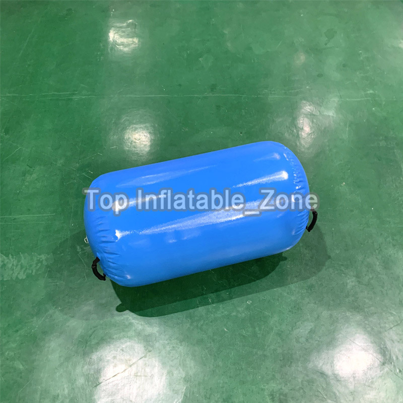 Colorful Inflatable Air Roller Customized Inflatable Yoga Roller 1*0.6m dia Gymnastic Roller Air Barrel for saleColorful Inflatable Air Roller Customized Inflatable Yoga Roller 1*0.6m dia Gymnastic Roller Air Barrel for sale
