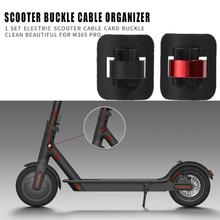 1 Set Pro Scooter Cable Card Tie Buckle Suitable for Xiaomi M365 Skateboard Parts & Accessories