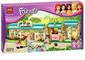 BELA 10169 Строительные Блоки Друзья Heartlake Pet Больницы Собрать Образовательные Кирпичи Игрушки для Девочек, которые Поддерживаются с Legoe