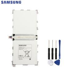 цена на Samsung Original T9500C Battery For Samsung Galaxy Note 12.2 P900 P901 P905 SM-T900 SM-P905 Replacement Tablet Battery 9500mAh