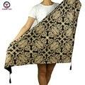 2016 hot sale da moda Geométricas mulheres inverno quente Cachecol grandes lenços triagle Mulheres borla Inverno Envoltório xailes das senhoras frete grátis