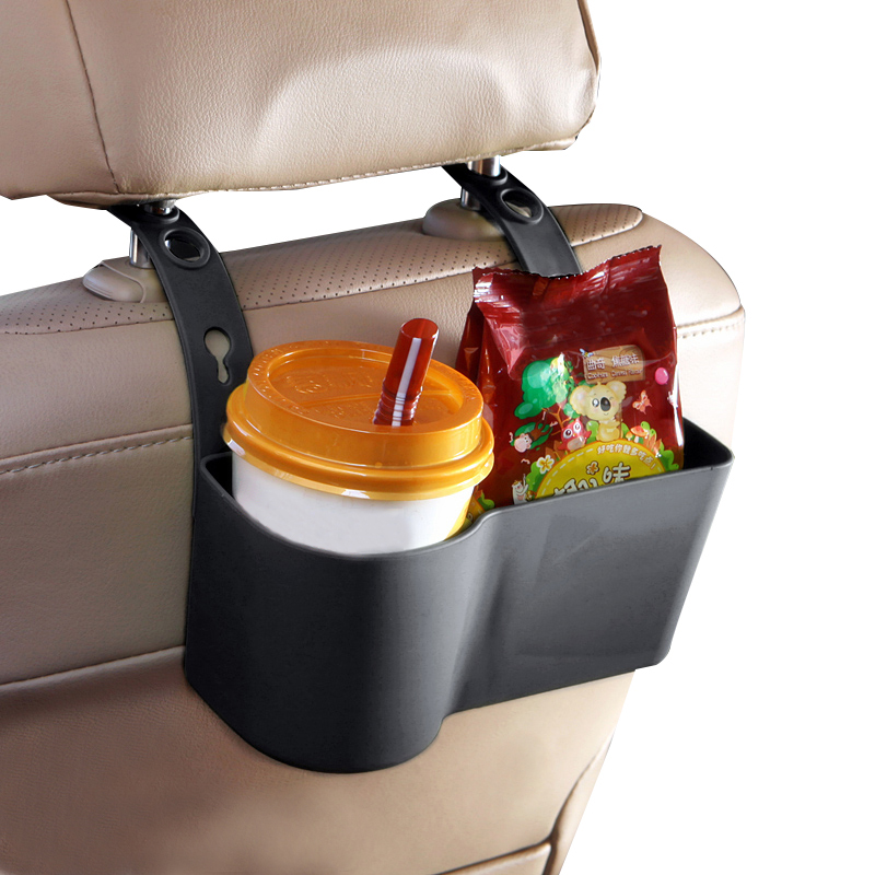 Auto Drinks Holders Multifunction Food Shelves Cup Holder Car Accessories Seat Back Adjustable Organizer Automobiles Supplies